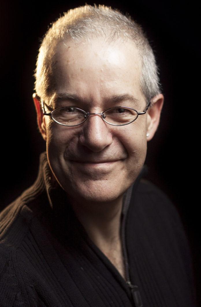 Photo of Massimo Pigliucci by Simon Wardenier