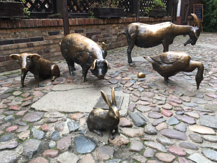 Wroclaw-memorial-to-slaughtered-animals by Alice Crary