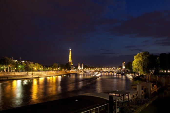 Photo of the Seine