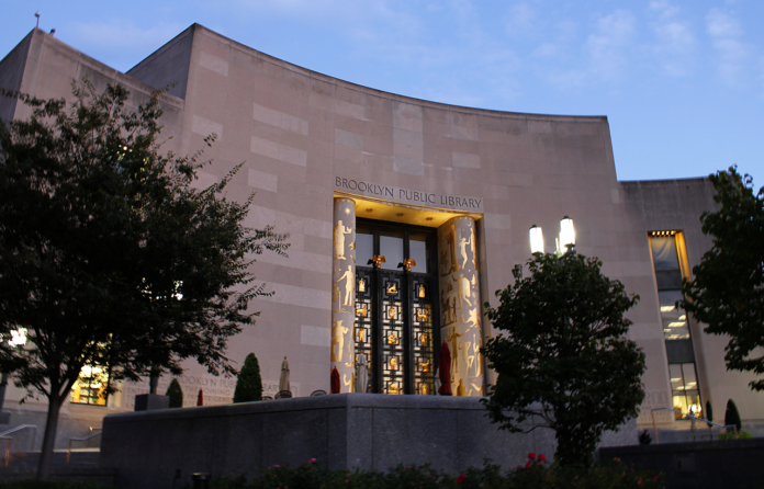 Photo of Brooklyn Library