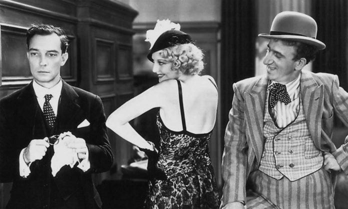 Buster Keaton in Speak Easily (1932) | Wikipedia